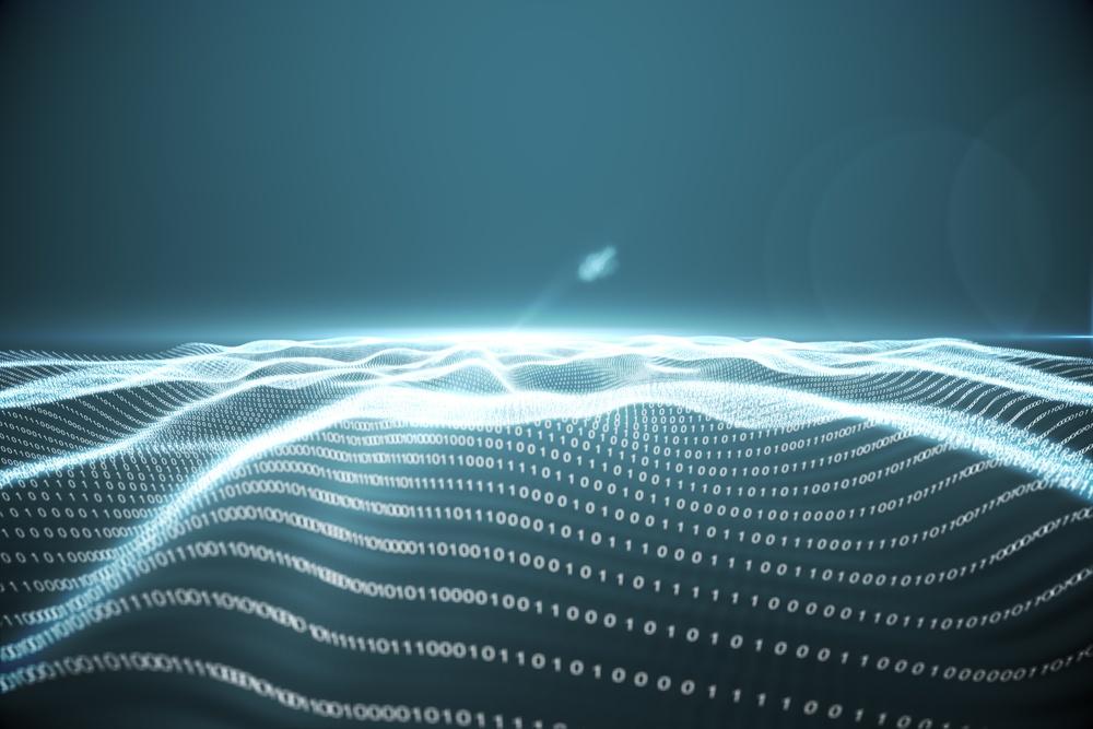 Digitally generated binary code landscape on blue background.jpeg