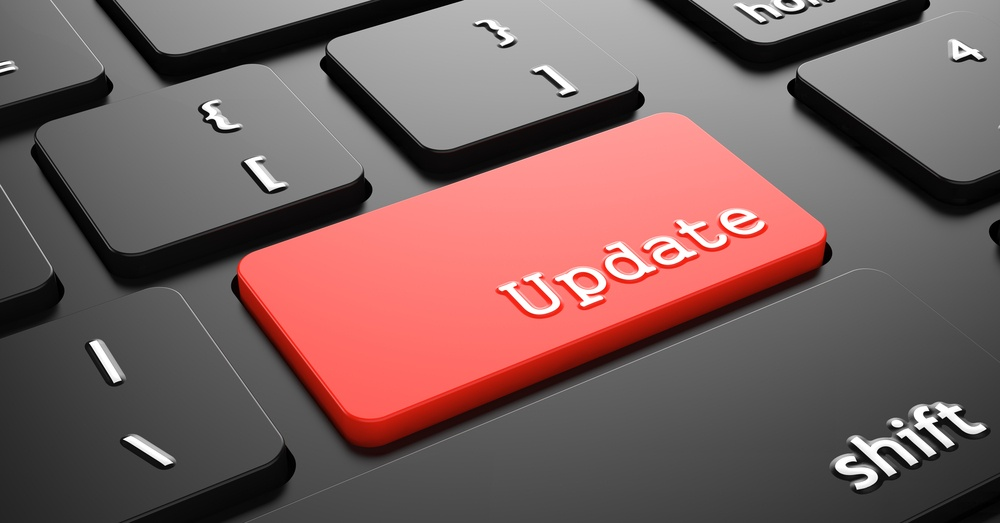Update on Red Keyboard Button Enter on Black Computer Keyboard..jpeg